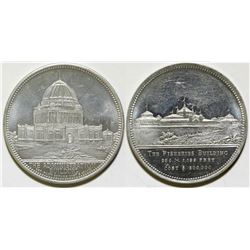 World's Columbian Exposition So Called Dollar