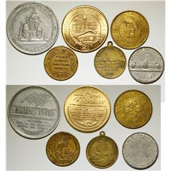 Exposition Medal Collection