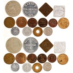 Clovis Token Collection