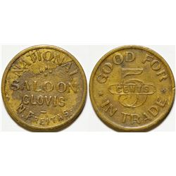 National Saloon Token