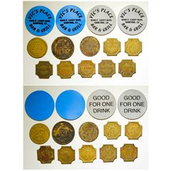 Hanford Token Collection