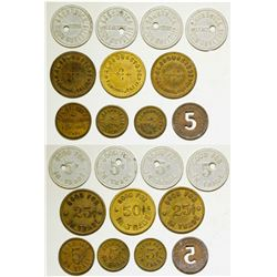 Lemoore Token Collection