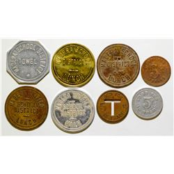School District Tokens and Others
