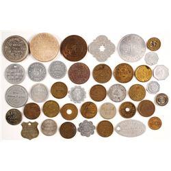 Merchant Token Collection