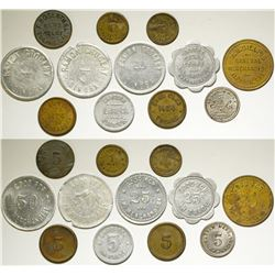 Tulare County Token Collection