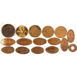 Century of Progress Exposition Medals/Pennies