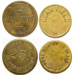 Jean Field Tokens