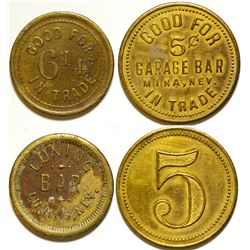 Mineral County Tokens
