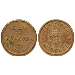 Gem Saloon Token
