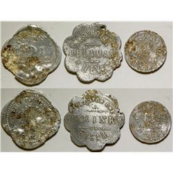 Nevada Ghost Town Token Lot