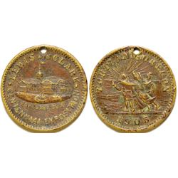 Lewis & Clark Exposition Medal