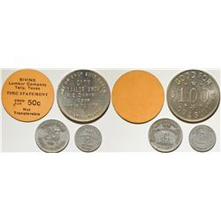 Grogan Manufacturing and other Tokens