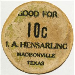 A. Hensarling, Madisonville, TX (1)