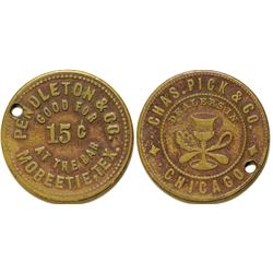 Pendleton & Co. Token