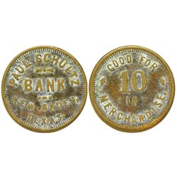 Paul Schultz Bank Token