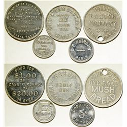 Paris Token Collection