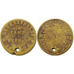 Lee & Reynolds Camp Supply Token