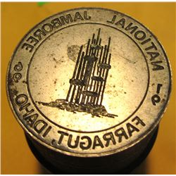 National Jamboree Token Die