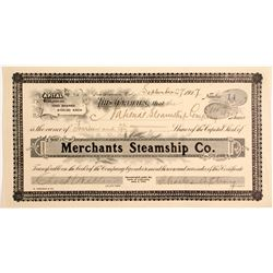 Merchants Steamship Co Stock
