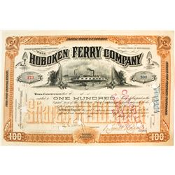 Hoboken Ferry Co. Stock