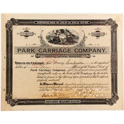 Park Carriage Co Stock