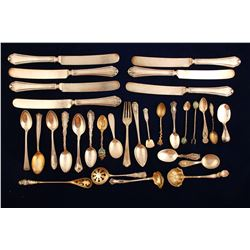 Sterling Silver Misc. Spoons, Forks & Serving Utensils