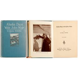 Alaska Days With John Muir by S. Hall Young