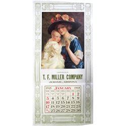 TF Miller 1918 Pictorial Calendar