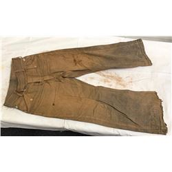 Antique Jeans Found in the Toughnut Mine