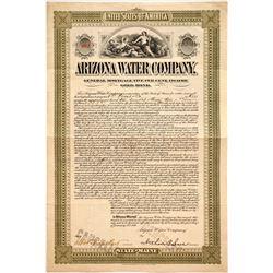 Arizona Water Company Bond