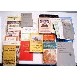 Books, (Arizona History Library)