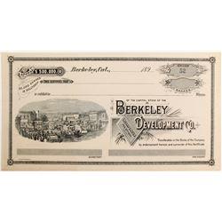 Berkeley Development Co.