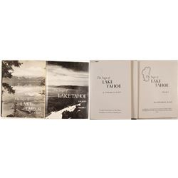 The Saga of Lake Tahoe by Scott, 2 Vols