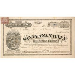 Santa Ana Valley Irrigation Company
