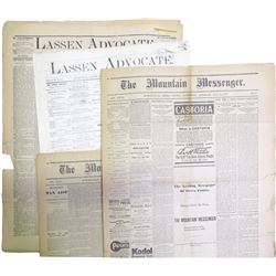 Old California Newspapers (4)