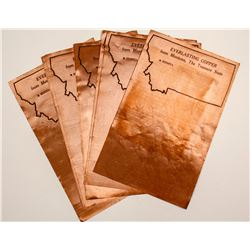 Everlasting Copper, Copper Stationery (10)