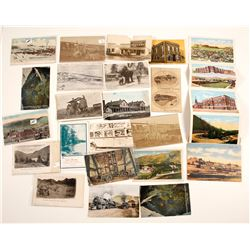 Montana Postcards with RPC's