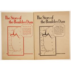 Story of the Boulder Dam, 2 Booklets
