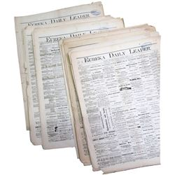 Early Eureka, NV Newspapers (20)