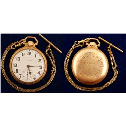 Herz Brothers Gold Watch, Reno, Nevada