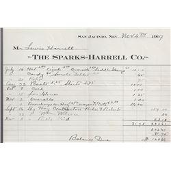 Sparks Harrell Ranching Empire