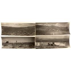 Nice set of Tungsten, Nevada Panoramas