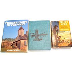 Books (3 hardback) American Southwest