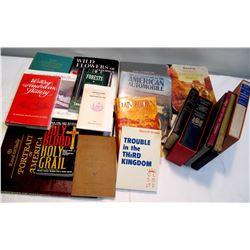 Books Western Americana