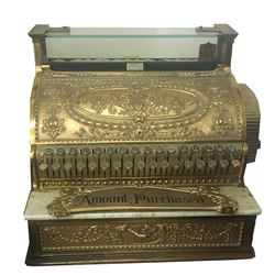 Large National Cash Register