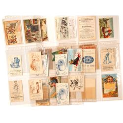 Trade Card Collection