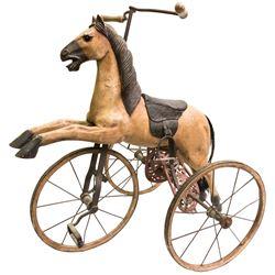 Tricycle (Vintage Horse)