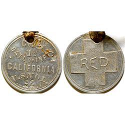 Rare Military Medal