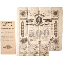 Confederate Bond Act of Congress