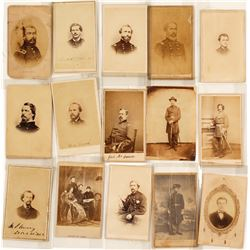 Union Soldier CDV Collection